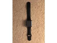 Apple Watch Series 2 42mm Black Sport Band