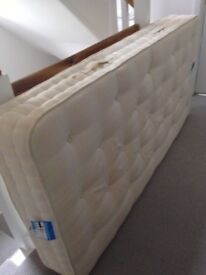 John Lewis Ortho single mattress vgc