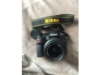 Nikon Digital Camera D7'100