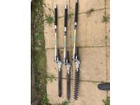Titan Multi Tool Hedge Trimmer Attachment