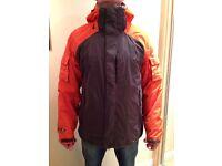 Bonfire Spectral Ski jacket Size Large