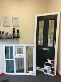 UPVC WINDOWS & COMPOSITE DOORS