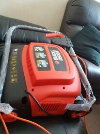 brand new black&decker 600w electric lawn mover