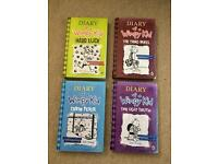 Diary Of A Wimpy Kid Hardshell Book!