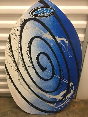 Used, Zap Skimboard Surf Board Good Condition see pics for sale  Shipping to Canada