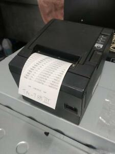 Epson TM-T88III M129 Thermal Black Receipt Docket POS Printer - serial or parralel