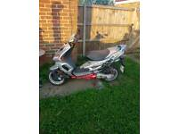 50cc Peugeot speedfighter 2