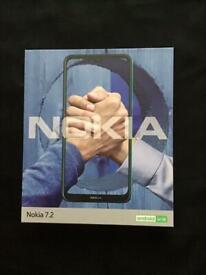 New Nokia 7.2 phone