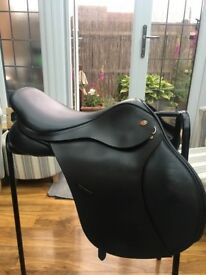 Kent and masters 17inch GP saddle