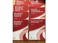 AAT Level 4 Study books