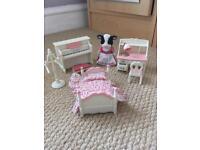 Sylvanian Families. Bedroom set