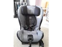 Axkid rear facing car seat