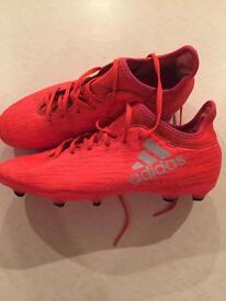 Adidas football boots . size 5.5.