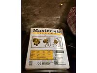 Master mix concrete Mixer 130 litre