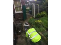 Blocked Drains? We operate 24/7- All drains unblocked fast