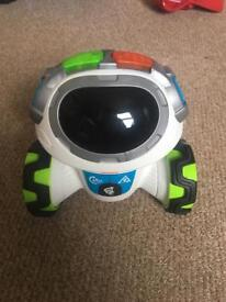 Fisher Price Think & Learn Tag 'n Move Movi Robot