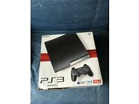 Sony Playstation PS3 120GB Boxed full working condition plus 22 games
