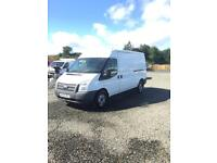 2013 FORD TRANSIT 125 LWB##1 OWNER FROM##