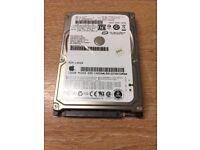 """Fujitsu MHY2120BH - 120GB SATA 5400RPM 2.5"""" Hard Drive"""