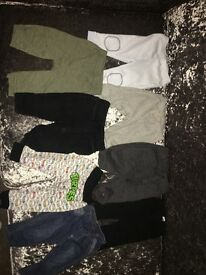 3-6 MONTHS - BABY CLOTHES BUNDLE! Hardly worn or not at all!! PRICE IN DESCRIPTION