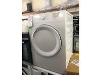 Beko white 7kg vented tumble dryer. £155. NEW/graded. 12 month gtee