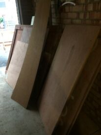 Joblot of wood