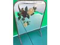 Small old fire screen FREE DELIVERY PLYMOUTH AREA