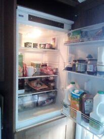 CDA built-in fridge-freezer