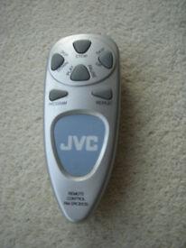JVC RM-SRCBX30 remote control
