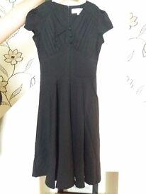 Black dress Carolina Dress Room retro/vintage style