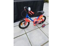 "Childres's 14"" bike"