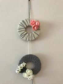 Wall Art wreaths