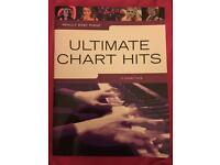 Ultimate Chart Hits for Piano.