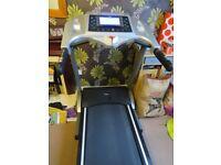 BodyTrain Trackspeed 500 semi commercial treadmill. Excellent condition