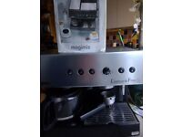 Magimix coffee & expresso machine £50ono was £200new