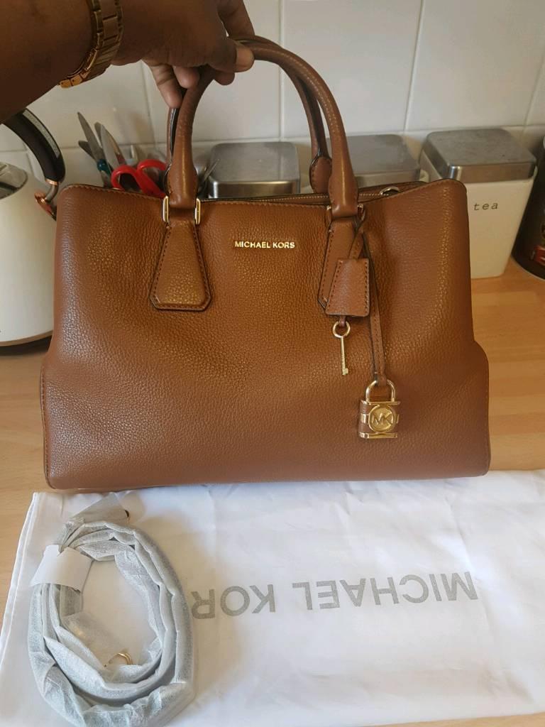 c6911b28ea Michael kors Camille satchel bag