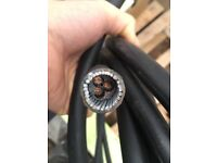 10mm SWA Cable 3 Core 7.5m & 3.5m (2 Pieces)