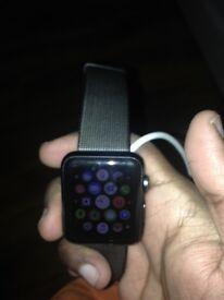 Apple Watch space grey
