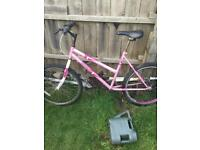 Mountain bikes for parts or repair