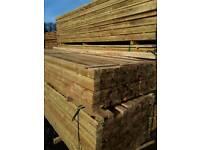 Fence rails