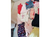 Baby girls clothe 0 - 6 months