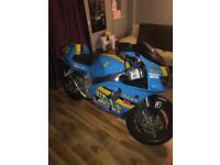 Gsxr 750 14000 miles swap for diesel family car (Mondeo landrover etc)