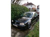 Mark4 golf gti 18t spares or repairs/ consider breaking if its worth it.