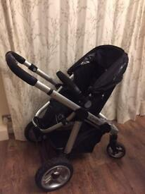 ICandy Apple Pushchair with carrycot