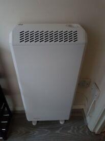 2x Elnur 0.85kwh Manual Storage Heater plus bricks