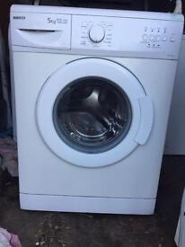 Beko 5 Kilo Washing Machine