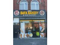 Bakery and mini market