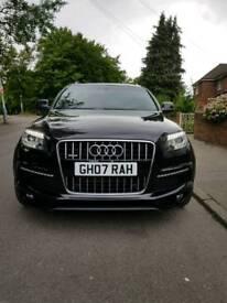 Audi q7 sline+ 3.0tdi quattro