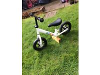 Toddler Balance Bike by Adapt.. Hardly Used.