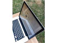 Early 2011 15.4 MacBook Pro Laptop / Intel Core i7 2GHz / 500GB SSD / 16GB RAM